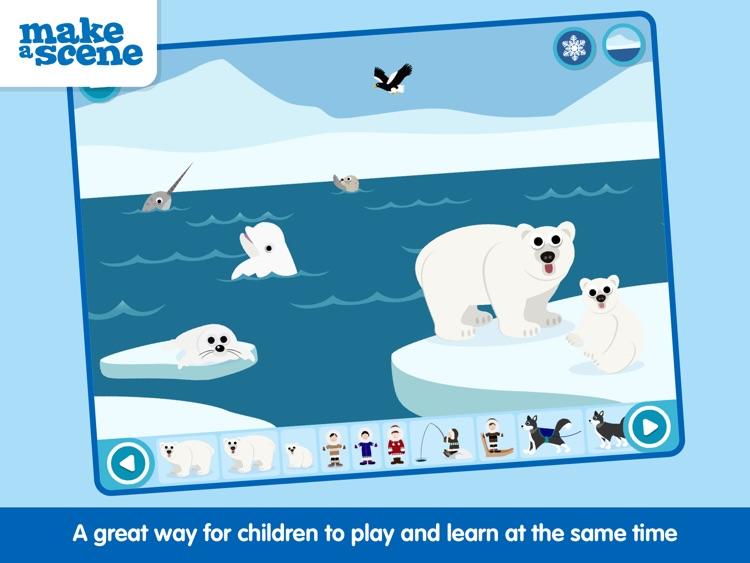 Make A Scene: Polar Adventure screenshot-3