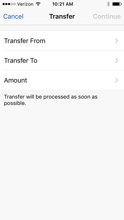 Classic Bank Business Mobile screenshot-3