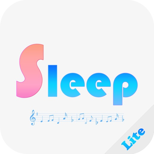 Sleeping Lite: Relaxing Sounds, Sleep well