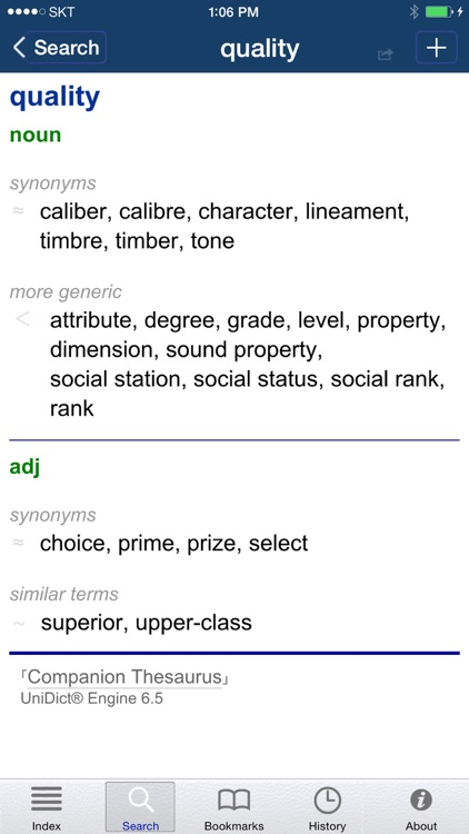 Companion Thesaurus screenshot-3