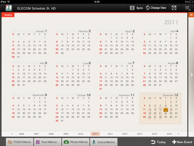 Schedule St. HD screenshot-3