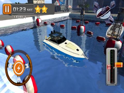 Игра 3D яхты Лодка Парковка игры - Лодка Парковка и