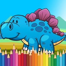 Activities of Dino Painting Game - Dinosaur Coloring Book for Me