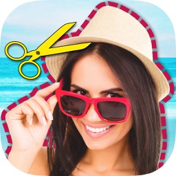 Cut and paste photos – funny stickers photo editor