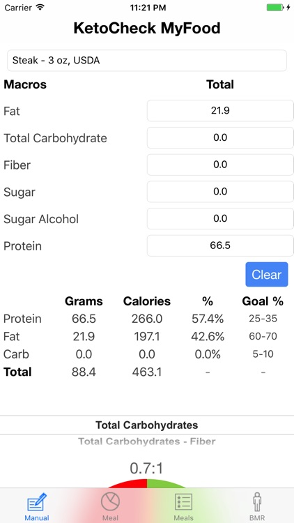 KetoCheck screenshot-2