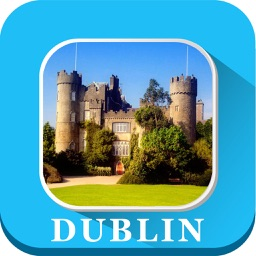 Dublin Ireland - Offline Maps navigation
