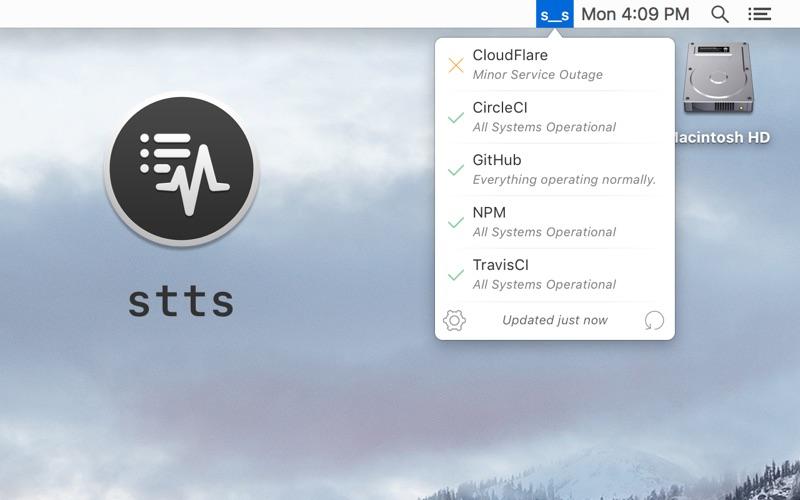 stts Screenshot - 1