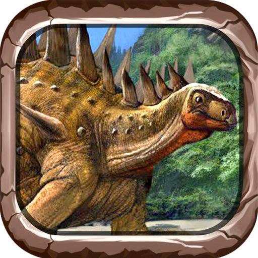 Dinosaur Puzzle - baby games