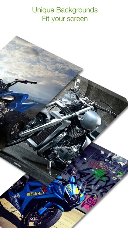 Amazing Sports Bikes Backgrounds Lock Screens