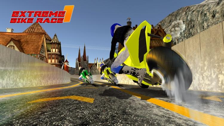 Electrifying Moto Racing Stunt screenshot-3
