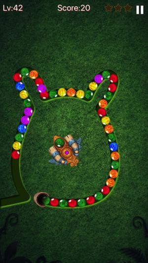 Jungle Marble Blast Legend on the App Store
