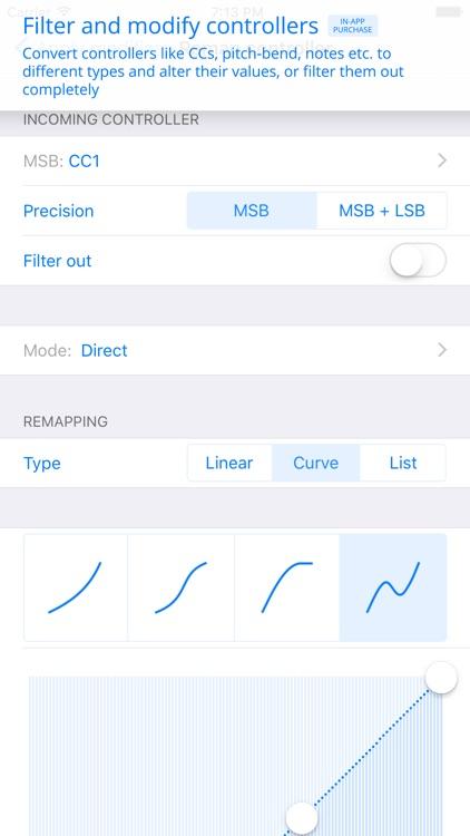 Midiflow screenshot-4