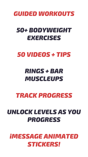 Calisthenics Muscle Workout on the App Store