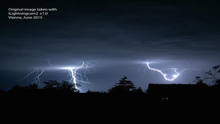 iLightningCam 2 - Lightning Strike Photography