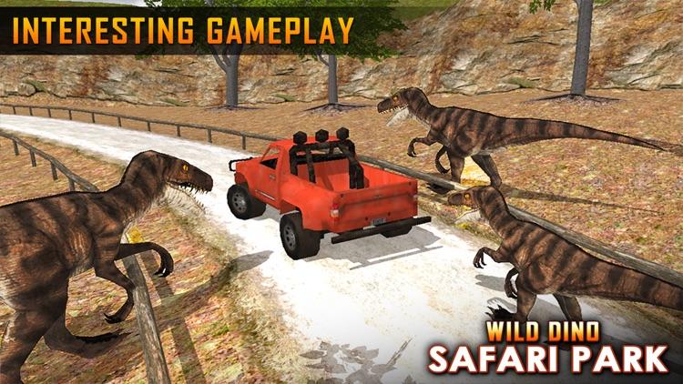 Angry Wild Dinosaur Hunt: Safari Hunting Simulator