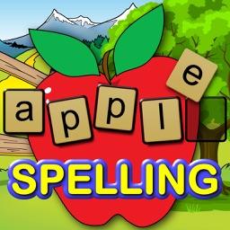 Kids Spelling Fun - teaches 500 English words