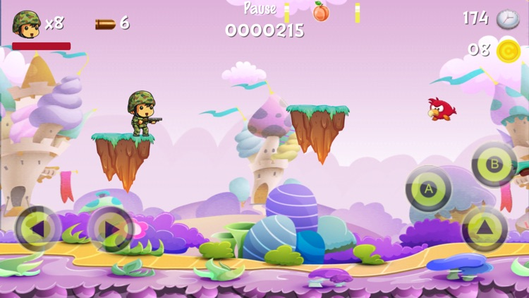 Tiny Metal Soldiers - Fun Shooting Adventure