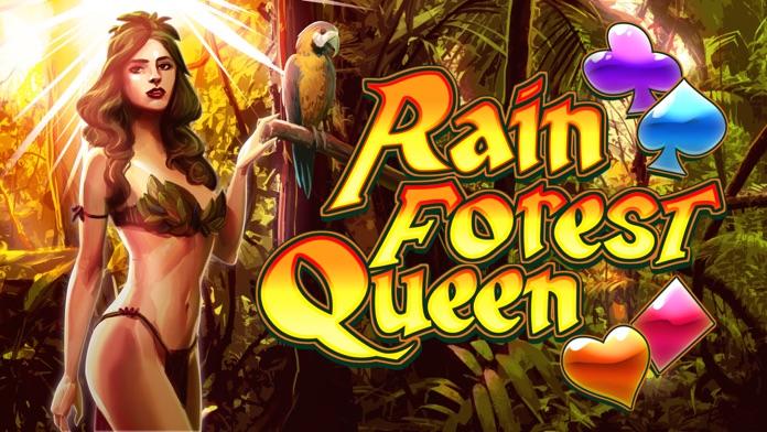 Slot - Rainforest Queen Screenshot