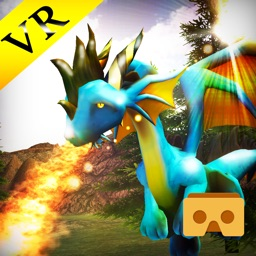 Vr Dragon Flight Simulator for Google Cardboard