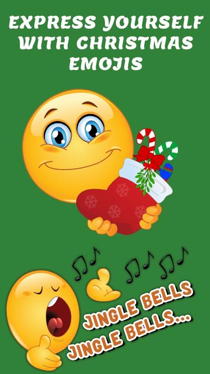 Christmas Emoji Icons & Stickers screenshot-3