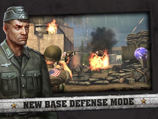 Frontline Commando: D-Day-ipad-3