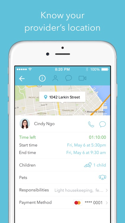 Trusted Child Care - Babysitters & Nannies screenshot-4