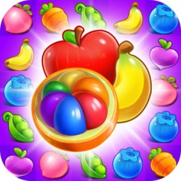 Candy Charm - 3 match puzzle Fruit Yummy Splash