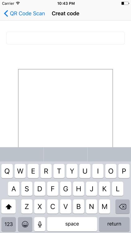 QR Code Scan Generator and Scanner : Creat Reader screenshot-3