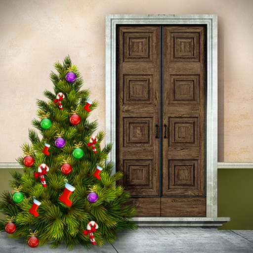 Santa Door Escape 2