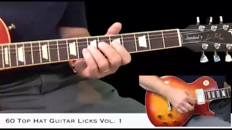 60 Hot Guitar Licks Vol.1