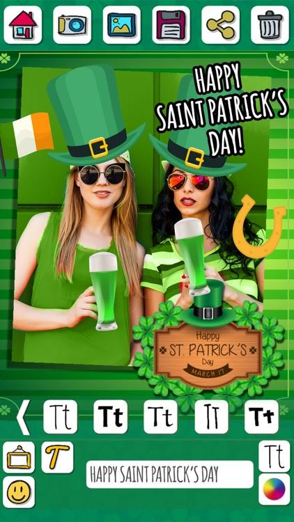 St. Patrick's Day photo editor & Frames - Pro
