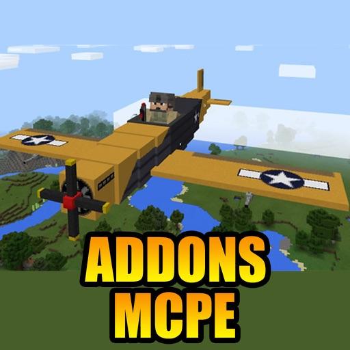 Guns & Transport Add ons for Minecraft PE MCPE by Saliha