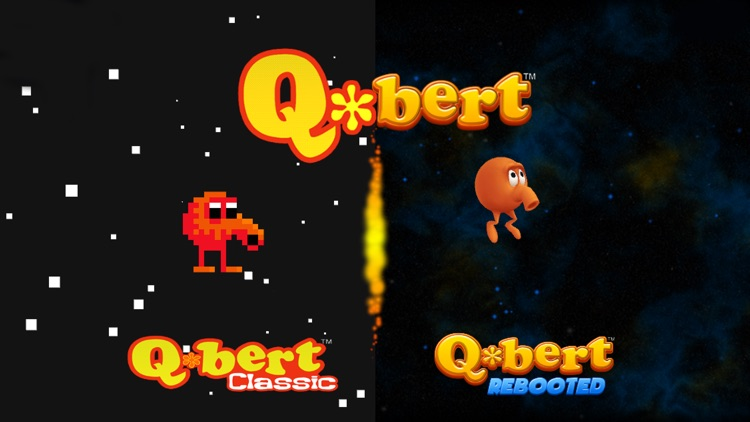 Q*bert Rebooted screenshot-0