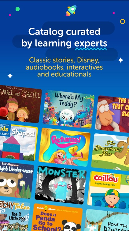 PlayKids Stories - Books for Kids screenshot-1