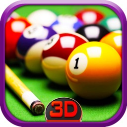 3D 8 Ball Ultimate