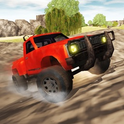 Uphill Jeep Rally Driver 3D