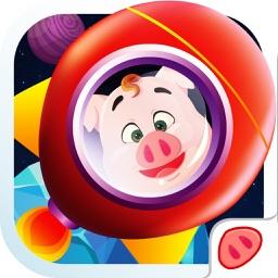 小猪佩奇航空模拟飞行-智慧谷 儿童教育启蒙早教游戏(动画益智游戏)