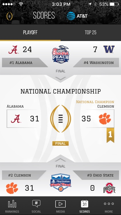 CFP Gameday screenshot-1