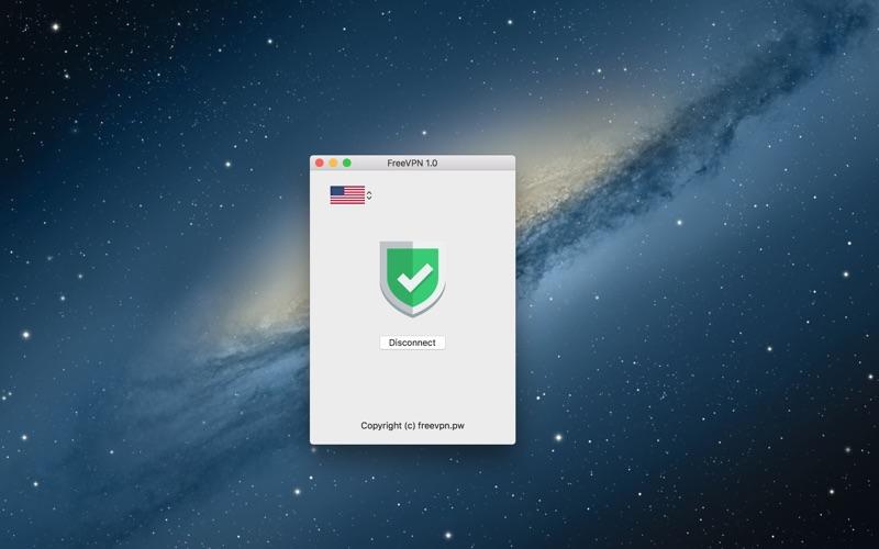 FreeVPN Unlimited Free VPN Proxy скриншот программы 1