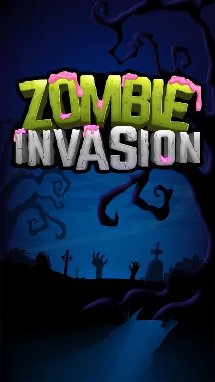 Zombie Invasion - Smash 'em All! screenshot-4