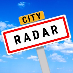 City radar - Cities around me