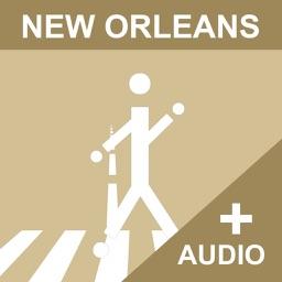 Historic Walking Tour of New Orleans, LA - Premium