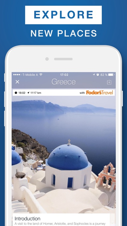 Greece - Travel Guide & Offline Map