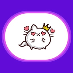 KittyMoji - Animated Kitty Emojis and Stickers