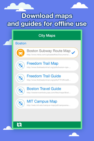 Boston City Maps - Discover BOS with Metro & Bus - náhled
