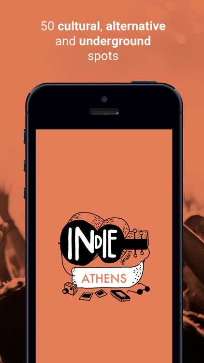 Indie Guides Athens screenshot-1