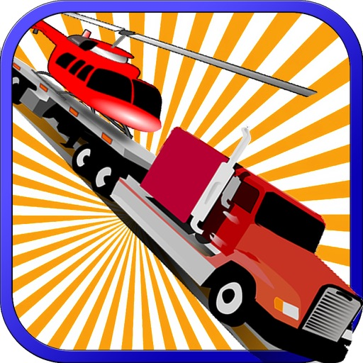 Army Helicopter Transport - Real Truck Simulator
