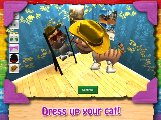 Скачать игру Paint My Cat - Color and Play