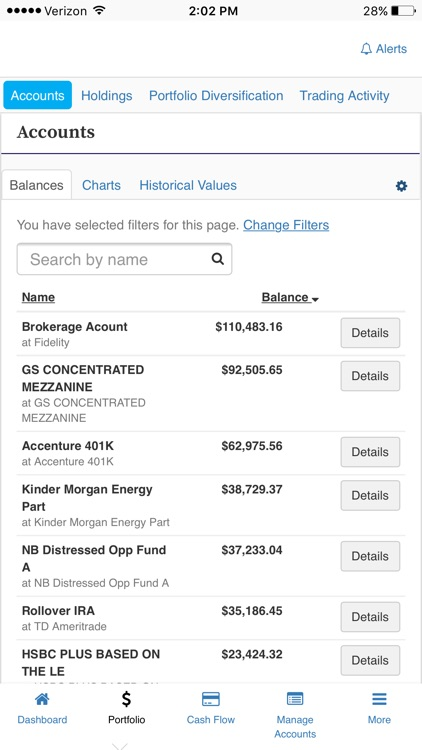 Monheit Frisch Wealth Management screenshot-3