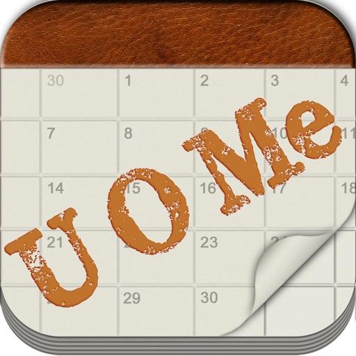 U O ME - notifications, reminders, backup